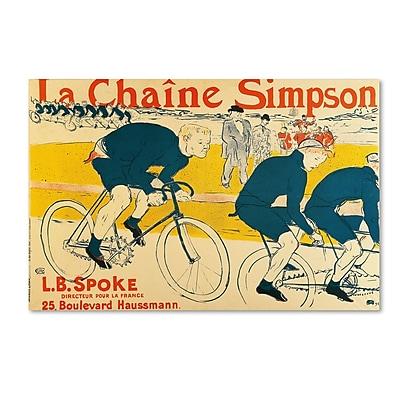 Trademark Fine Art 'Catene Simpson' 30