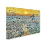 Trademark Fine Art 'Sower 1888'