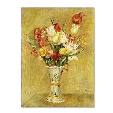 Trademark Fine Art 'Tulipes 1909'