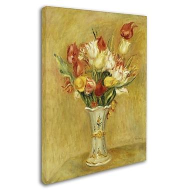 Trademark Fine Art 'Tulipes 1909' 24
