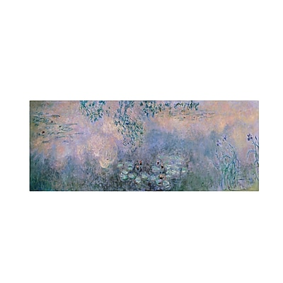 Trademark Fine Art 'Water Lilies 1914-22' 10