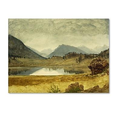 Trademark Fine Art 'Wind River Country' 14