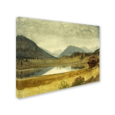 Trademark Fine Art 'Wind River Country' 24