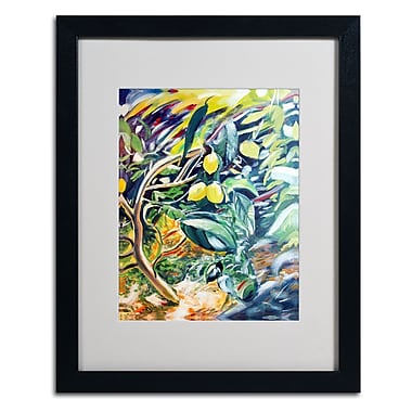 Trademark Fine Art 'Lemon Tree' 16