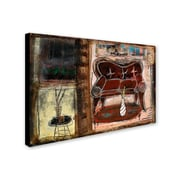 "Trademark Fine Art 'Still Life XI' 30"" x 47"" Canvas Art"