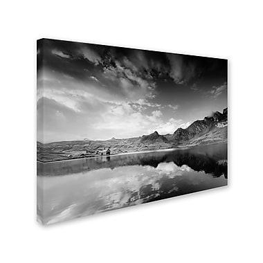 Trademark Fine Art 'Beyond the Grey Sky' 22