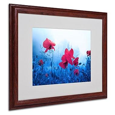 Trademark Fine Art 'Jam for Poppies' 16