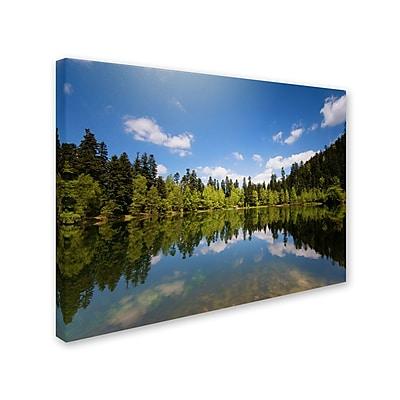 Trademark Fine Art 'Lake Maix' 16