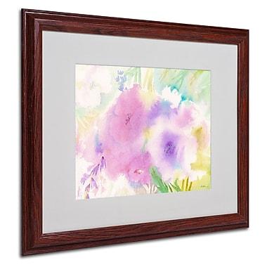 Trademark Fine Art 'Purple Magic' 16