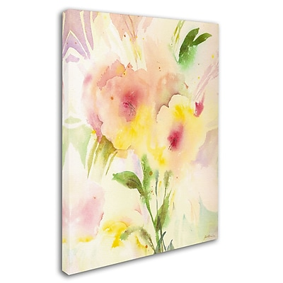 Trademark Fine Art 'Primrose Reflection' 14