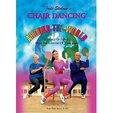 Chair Dancing® Around The World DVD