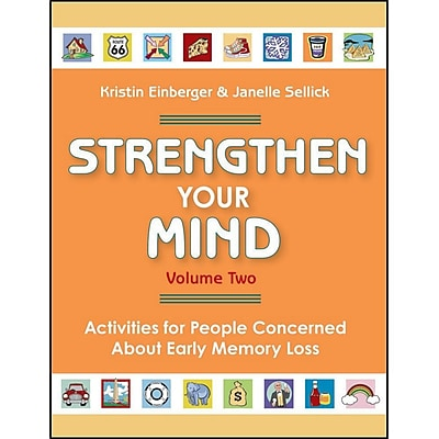 S&S® Strengthen Your Mind Book, Volume 2