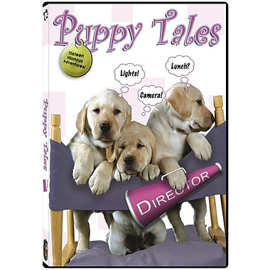 S&S® Puppy Tales Ambient DVD