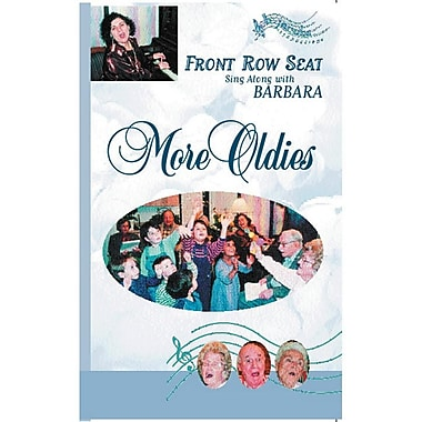 S&S® Front Row Seat™ More Oldies Vol. 3 Sing-Along DVD