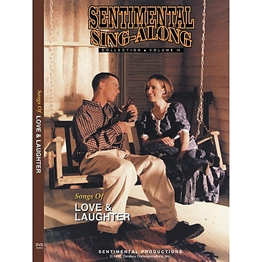 Sentimental Productions Songs of Love & Laughter Sing-Along DVD