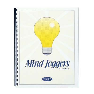 Eldersong® Mind Joggers Book Volume 1
