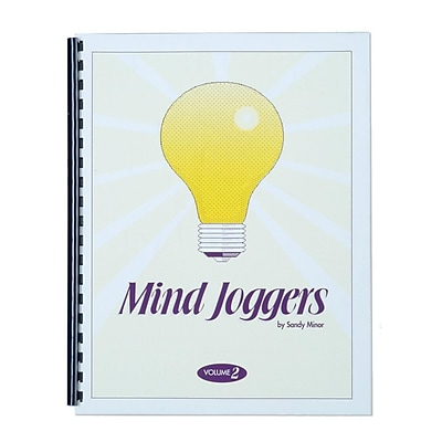 Eldersong® Mind Joggers Book Volume 2