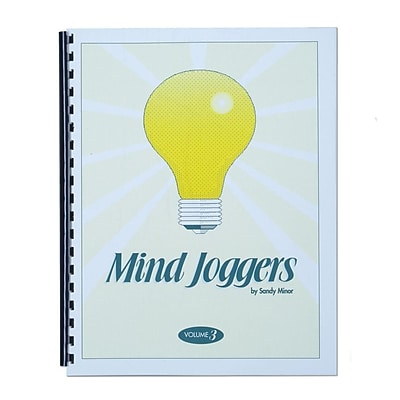 Eldersong® Mind Joggers Book Volume 3