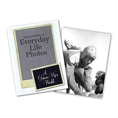 Eldersong® Everyday Life Photo Set, A Grown-Up's World, 20/Set