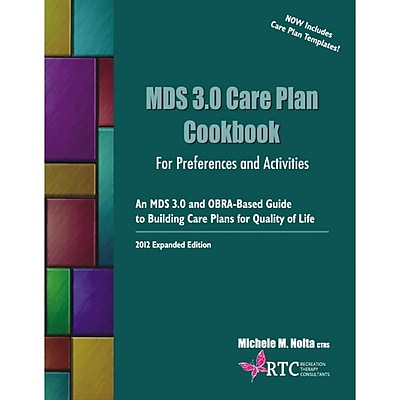 S&S® 6th Edition Care Planning Cook Book
