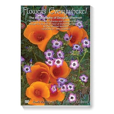 S&S® Flowers Everywhere DVD