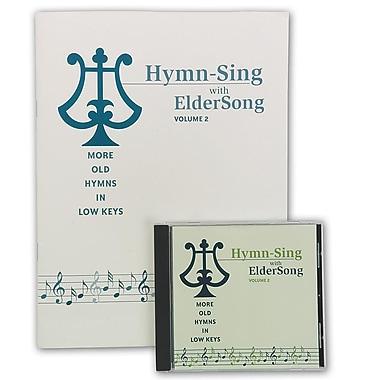 S&S® Hymn-Sing With Eldersong Vol. 2 CD/Book Set