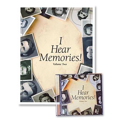 S&S® I Hear Memories Vol. 2 CD/Book Set