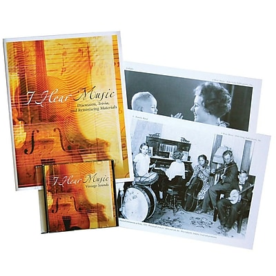 Eldersong® Publications I Hear Music Reminiscing Program CD