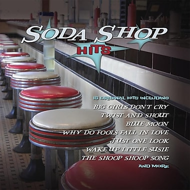 S&S® Soda Shop Hits CD