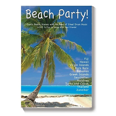 S&S® Worldwide Beach Party DVD