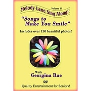 S&S® Songs To Make You Smile Sing-Along DVD