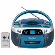 Hamilton Beach AM FM MP3 Cassette CD Player With USB Remote
