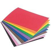 """S&S® 6"""" X 9"""" Sticky Back Foam Sheets, 40/Pack"""