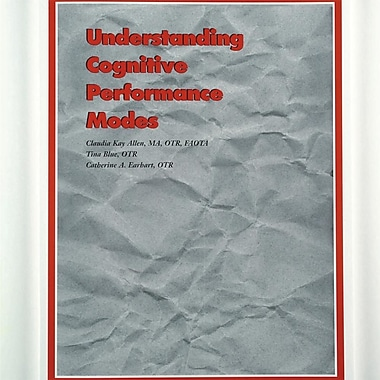 Claudia Allen Understanding Cognitive Performance Modes Book