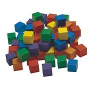 "Learning Advantage™ 1"" Hardwood Color Cube, 100/Pack"