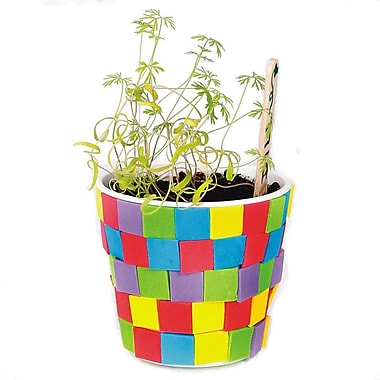 S&S® Herb Garden Craft Kit, 48/Pack