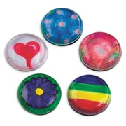 Geeperz™ Acrylic Stone Magnet Craft Kit, 12/Pack