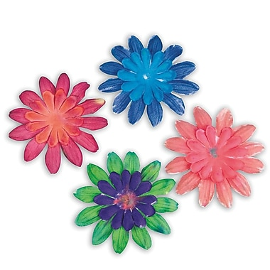 Geeperz™ Bloomin' Fun Flowers Craft Kit, 48/Pack