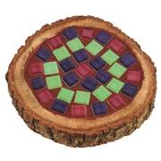 Geeperz™ Mosaic Woodland Coaster Craft Kit, 10/Pack