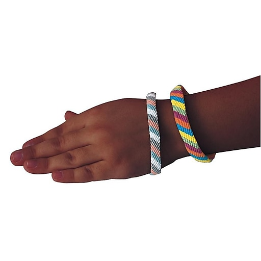 Educraft® Friendship Bracelets Craft Kit, 50/Pack