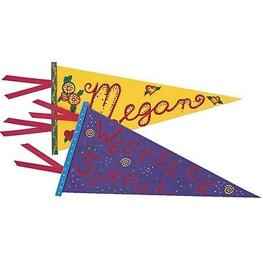 Educraft® Banner Art Craft Kit, 24/Pack
