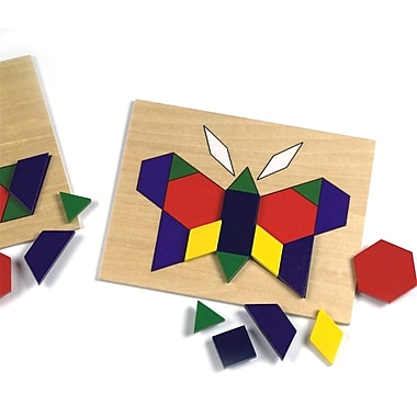 S&S® Pattern Blocks and Board