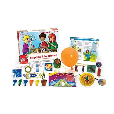 Thames & Kosmos Stepping Into Science EXperiment Kit 12455