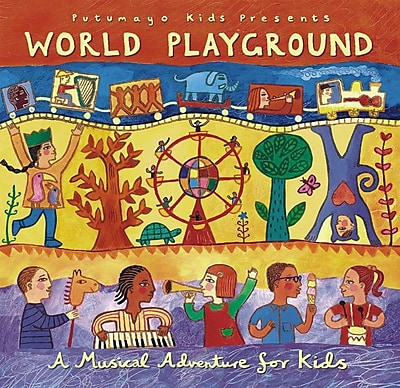 S&S® World Playground CD