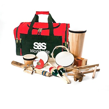 S&S® Outdoor Jam Session Rhythm Instrument Set