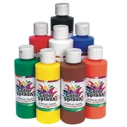Color Splash® 8 oz. Acrylic Paint, Assorted Colors