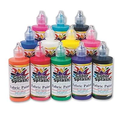 Color Splash® 4 oz. Fabric Paint