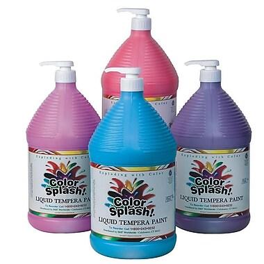 Color Splash® 128 oz. Set C Liquid Tempera Paint