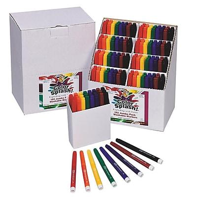 Color Splash® Markers Plus Pack, 192/Pack