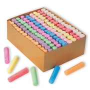 Color Splash® Giant BoX of Sidewalk Chalk, 126/BoX